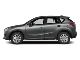Metropolitan Gray Mica 2013 Mazda CX-5 Pictures CX-5 Utility 4D Touring AWD photos side view