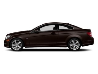 Cuprite Brown Metallic 2013 Mercedes-Benz C-Class Pictures C-Class Coupe 2D C250 photos side view