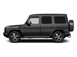 Flint Grey Metallic 2013 Mercedes-Benz G-Class Pictures G-Class 4 Door Utility 4Matic photos side view