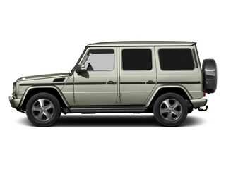 Iridium Silver Metallic 2013 Mercedes-Benz G-Class Pictures G-Class 4 Door Utility 4Matic photos side view