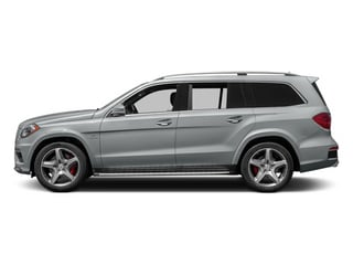 Iridium Silver Metallic 2013 Mercedes-Benz GL-Class Pictures GL-Class Utility 4D GL63 AMG 4WD photos side view
