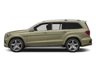Pearl Beige Metallic 2013 Mercedes-Benz GL-Class Pictures GL-Class Utility 4D GL63 AMG 4WD photos side view
