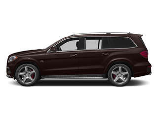 Dakota Brown Metallic 2013 Mercedes-Benz GL-Class Pictures GL-Class Utility 4D GL63 AMG 4WD photos side view