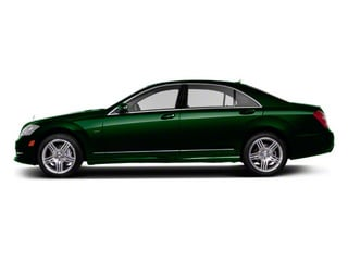 Jade Green Metallic 2013 Mercedes-Benz S-Class Pictures S-Class Sedan 4D S550 photos side view
