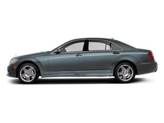Andorite Grey Metallic 2013 Mercedes-Benz S-Class Pictures S-Class Sedan 4D S400 Hybrid photos side view