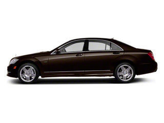 Dolomite Brown Metallic 2013 Mercedes-Benz S-Class Pictures S-Class Sedan 4D S400 Hybrid photos side view