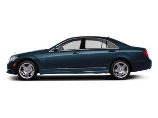 Lunar Blue Metallic 2013 Mercedes-Benz S-Class Pictures S-Class Sedan 4D S550 photos side view