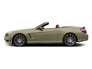 Pearl Beige Metallic 2013 Mercedes-Benz SL-Class Pictures SL-Class Roadster 2D SL63 AMG photos side view