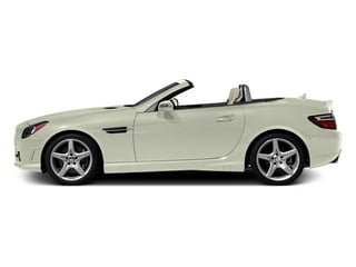 Arctic White 2013 Mercedes-Benz SLK-Class Pictures SLK-Class Roadster 2D SLK350 photos side view