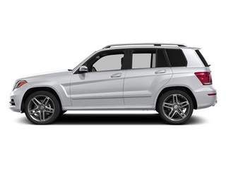 Polar White 2013 Mercedes-Benz GLK-Class Pictures GLK-Class Utility 4D GLK250 BlueTEC AWD photos side view