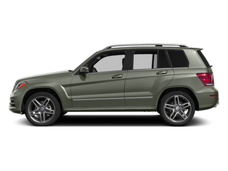 Palladium Silver Metallic 2013 Mercedes-Benz GLK-Class Pictures GLK-Class Utility 4D GLK250 BlueTEC AWD photos side view