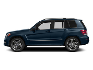 Lunar Blue Metallic 2013 Mercedes-Benz GLK-Class Pictures GLK-Class Utility 4D GLK250 BlueTEC AWD photos side view