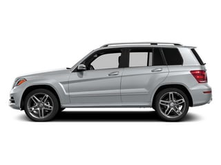Diamond Silver Metallic 2013 Mercedes-Benz GLK-Class Pictures GLK-Class Utility 4D GLK250 BlueTEC AWD photos side view