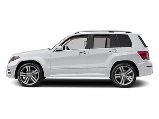 Polar White 2013 Mercedes-Benz GLK-Class Pictures GLK-Class Utility 4D GLK350 AWD photos side view