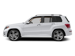 Polar White 2013 Mercedes-Benz GLK-Class Pictures GLK-Class Utility 4D GLK350 2WD photos side view