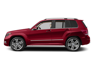 Mars Red 2013 Mercedes-Benz GLK-Class Pictures GLK-Class Utility 4D GLK350 AWD photos side view