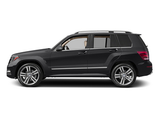Steel Grey Metallic 2013 Mercedes-Benz GLK-Class Pictures GLK-Class Utility 4D GLK350 2WD photos side view