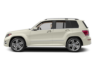 Diamond White Metallic 2013 Mercedes-Benz GLK-Class Pictures GLK-Class Utility 4D GLK350 AWD photos side view