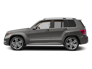 Pebble Grey Metallic 2013 Mercedes-Benz GLK-Class Pictures GLK-Class Utility 4D GLK350 AWD photos side view