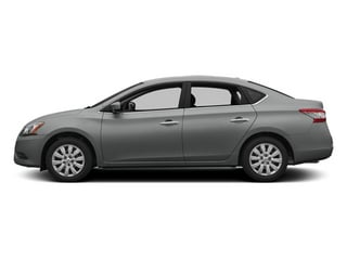 Magnetic Gray 2013 Nissan Sentra Pictures Sentra Sedan 4D S I4 photos side view