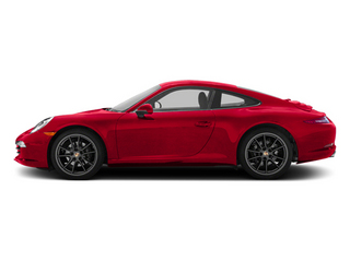 Guards Red 2013 Porsche 911 Pictures 911 Coupe 2D H6 photos side view