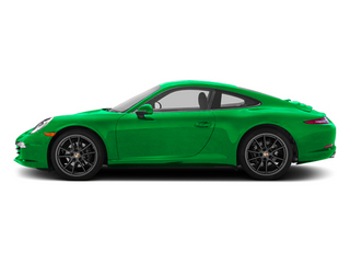 Emerald Green Metallic 2013 Porsche 911 Pictures 911 Coupe 2D H6 photos side view