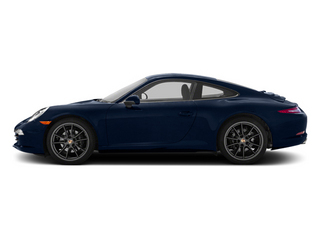 Dark Blue Metallic 2013 Porsche 911 Pictures 911 Coupe 2D H6 photos side view