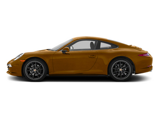 Cognac Metallic 2013 Porsche 911 Pictures 911 Coupe 2D H6 photos side view