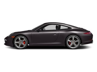 Anthracite Brown Metallic 2013 Porsche 911 Pictures 911 Coupe 2D S H6 photos side view