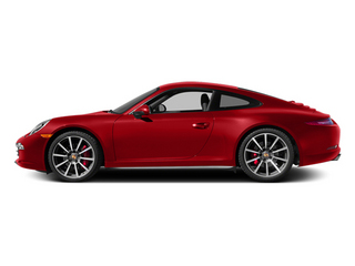 Guards Red 2013 Porsche 911 Pictures 911 Coupe 2D 4 AWD H6 photos side view
