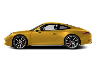 Racing Yellow 2013 Porsche 911 Pictures 911 Coupe 2D 4 AWD H6 photos side view