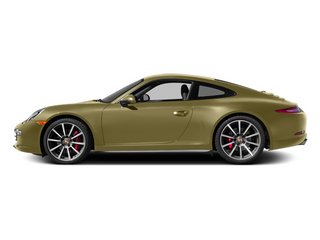 Lime Gold Metallic 2013 Porsche 911 Pictures 911 Coupe 2D 4 AWD H6 photos side view