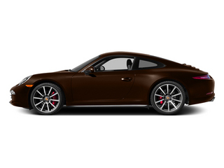 Mahogany Metallic 2013 Porsche 911 Pictures 911 Coupe 2D 4 AWD H6 photos side view