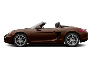 Mahogany Metallic 2013 Porsche Boxster Pictures Boxster Roadster 2D photos side view