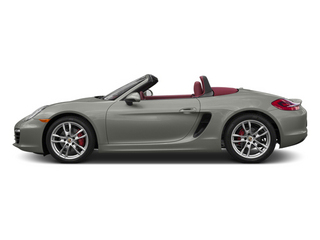 GT Silver Metallic 2013 Porsche Boxster Pictures Boxster Roadster 2D S photos side view