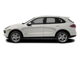 White 2013 Porsche Cayenne Pictures Cayenne Utility 4D S Hybrid AWD (V6) photos side view