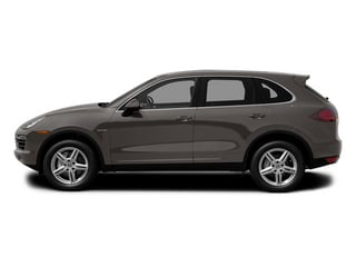 Meteor Grey Metallic 2013 Porsche Cayenne Pictures Cayenne Utility 4D S Hybrid AWD (V6) photos side view