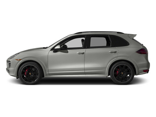 Classic Silver Metallic 2013 Porsche Cayenne Pictures Cayenne Utility 4D GTS AWD photos side view