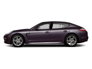 Amethyst Metallic 2013 Porsche Panamera Pictures Panamera Hatchback 4D GTS AWD photos side view