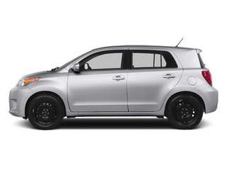 Classic Silver Metallic 2013 Scion xD Pictures xD Hatchback 5D I4 photos side view