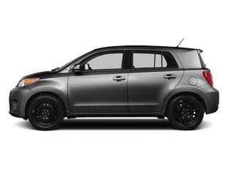 Magnetic Gray Metallic 2013 Scion xD Pictures xD Hatchback 5D I4 photos side view