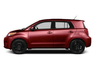 Barcelona Red Metallic 2013 Scion xD Pictures xD Hatchback 5D I4 photos side view