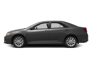 Magnetic Gray Metallic 2013 Toyota Camry Pictures Camry Sedan 4D XLE V6 photos side view