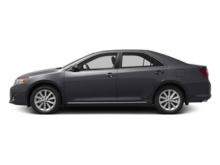 Cosmic Gray Mica 2013 Toyota Camry Pictures Camry Sedan 4D XLE V6 photos side view