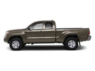 Pyrite Mica 2013 Toyota Tacoma Pictures Tacoma Base Access Cab 4WD V6 photos side view