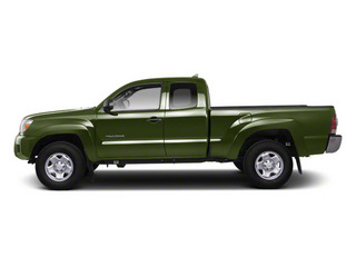 Spruce Mica 2013 Toyota Tacoma Pictures Tacoma Base Access Cab 4WD V6 photos side view