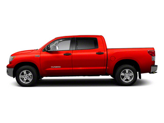 Radiant Red 2013 Toyota Tundra 4WD Truck Pictures Tundra 4WD Truck Limited 4WD photos side view