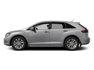 Classic Silver Metallic 2013 Toyota Venza Pictures Venza Wagon 4D XLE AWD photos side view