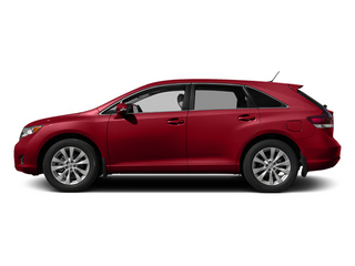 Barcelona Red Metallic 2013 Toyota Venza Pictures Venza Wagon 4D XLE AWD photos side view