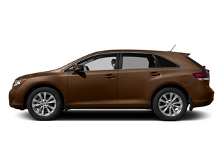 Sunset Bronze Mica 2013 Toyota Venza Pictures Venza Wagon 4D XLE AWD photos side view